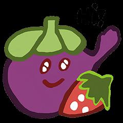 Happy Emo Fruit