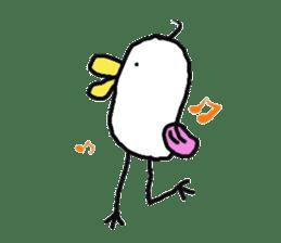 bird cries sticker #3278879