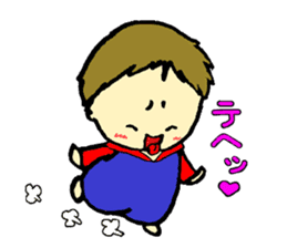 eiji graduates sticker #3280251