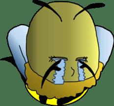 A sexy bee sticker #3287717