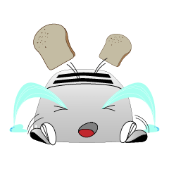 Totty Toaster