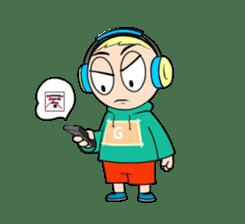Gogu sticker #3318902