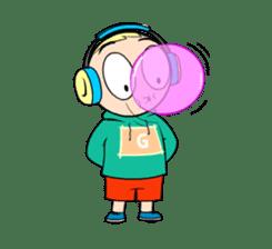 Gogu sticker #3318912