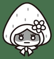 Strawberry hood sticker #3320795