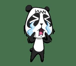 Daccoon Panda & Raccoon sticker #3331310