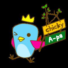 Chicky A-pa