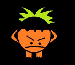 Pineapple Boy sticker #3348264
