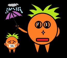 Pineapple Boy sticker #3348286