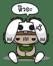 Boo Bunny sticker #3349140
