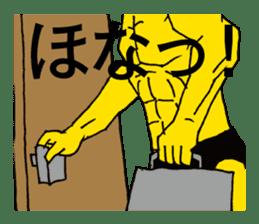 Kansai dialect support   DOTMAN 2.0 sticker #3350161