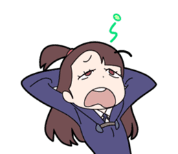 Little Witch Academia sticker #3352114