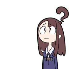 Little Witch Academia sticker #3352118