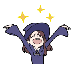 Little Witch Academia sticker #3352121