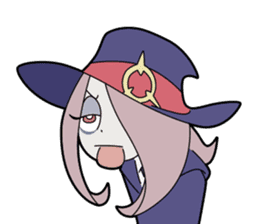 Little Witch Academia sticker #3352130