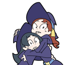Little Witch Academia sticker #3352139