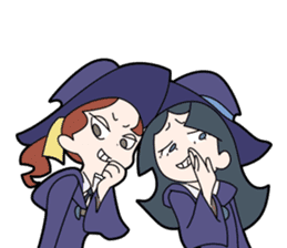 Little Witch Academia sticker #3352140