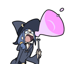 Little Witch Academia sticker #3352141