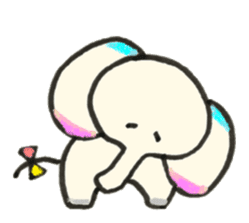 Little Panny sticker #3364402