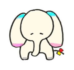 Little Panny sticker #3364414