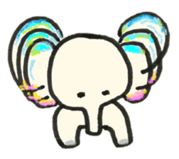 Little Panny sticker #3364418