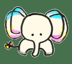Little Panny sticker #3364419