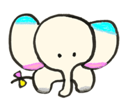 Little Panny sticker #3364424