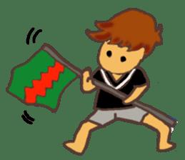 The Boy Sending Healing 2 sticker #3372389
