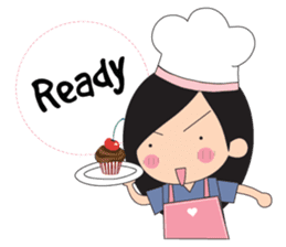 Little Chef (English) sticker #3384611