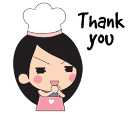 Little Chef (English) sticker #3384613