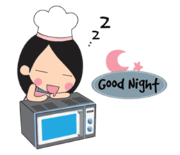 Little Chef (English) sticker #3384616