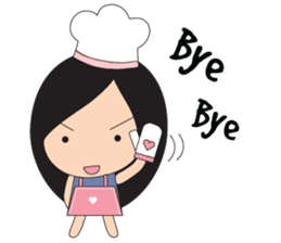 Little Chef (English) sticker #3384618