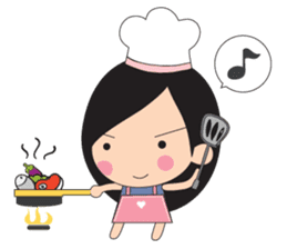 Little Chef (English) sticker #3384621