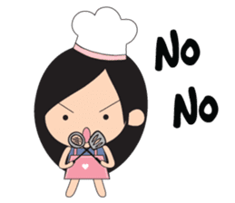 Little Chef (English) sticker #3384622