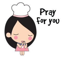 Little Chef (English) sticker #3384623