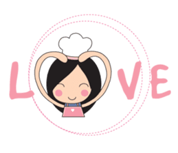 Little Chef (English) sticker #3384631