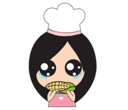 Little Chef (English) sticker #3384636