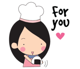 Little Chef (English) sticker #3384641