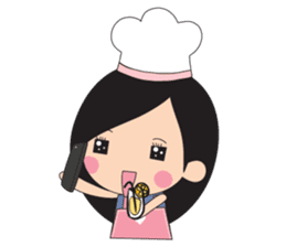 Little Chef (English) sticker #3384642