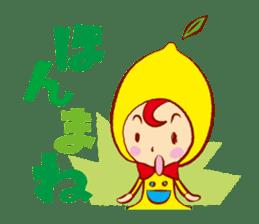 Seto Lemoko sticker #3390983