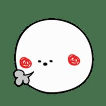 Simple smile sticker sticker #3395473