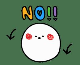 Simple smile sticker sticker #3395483
