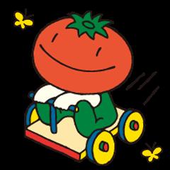 Tomato smile!
