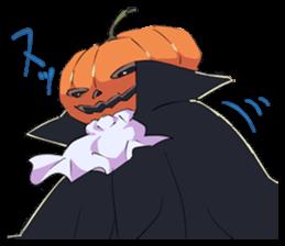 Halloween Street sticker #3396199