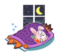 Anun, The Silly Fox sticker #3397555