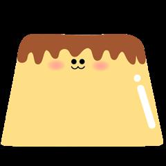 Fluffy little pudding