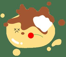 Fluffy little pudding sticker #3402731
