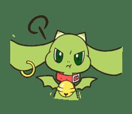 a petit dragon sticker #3420312