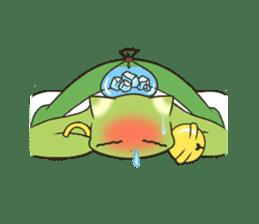 a petit dragon sticker #3420327