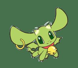 a petit dragon sticker #3420329