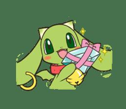 a petit dragon sticker #3420331